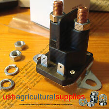 STARTER SOLENOID for SIMPLICITY, SNAPPER, MTD, AMF, HAYTER, ROPER LAWNMOWER