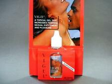 VIGEL, increases feminine sexual excitement & pleasure