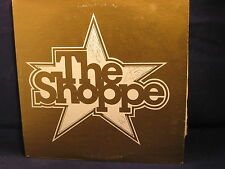 THE SHOPPE Self Titled LP 1984 S-3-84 SIGNED