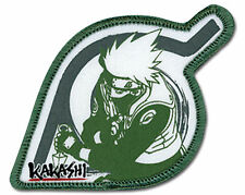 Naruto Leaf Village Kakashi Iron-on Patch ~ Officially Licensed ~ BRAND NEW
