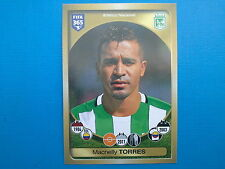 PANINI FIFA 365 2016-17 n.509 Macnelly Torres Atletico National