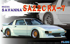Fujimi ID-80 1/24 Scale Model Sport Car Kit Mazda Savanna SA22C RX-7 Turbo