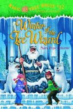 Magic Tree House Merlin Missions: Winter of the Ice Wizard No. 4 by Mary Pope O…