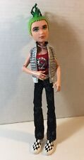 Monster High 1st First Wave Deuce Gorgon Boy Doll Dressed No Accessories