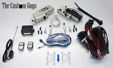 AVS Power Single Claw Style Latches KIT with Pre-Wired Relays and 8-Ch SYSTEM