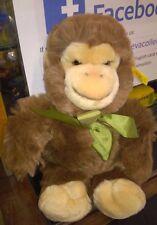 Steiff Vintage soft toy brown monkey poppy monkey 123047 loose Free Postage UK.