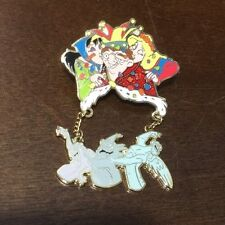 DISNEY HUNCHBACK of Notre Dame Dangle Pin MICKEY'S PARTI GRAS LE 1000 GARGOYLES