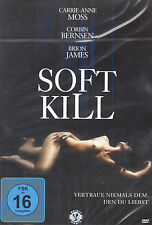 DVD - Soft Kill - Carrie-Anne Moss, Corbin Bernsen & Brion James