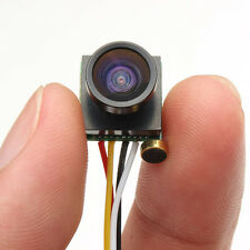 600TVL 1.8mm 1/4 CMOS 120 Degree Wide Angle Lens FPV Camera PAL/NTSC