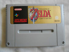THE LEGEND OF ZELDA A LINK TO THE PAST PAL FRA / SFRA SUPERNINTENDO SNSP-ZL-FRA