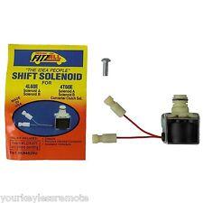 4T60E A B Lock Up Converter Clutch 4L60E A B Shift Solenoid Transmission Fitzall