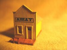 ASSAY OFFICE - OLD WEST - Z-305 - Z Scale by Randy Brown
