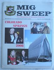 River Rats MIG SWEEP Magazine - Issue No. 141 - SUMMER 2008 - FREE SHIPPING