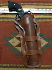 Colt SAA Uberti Cattleman Horseman EAA Bounty Hunter 7.5 Western Leather Holster