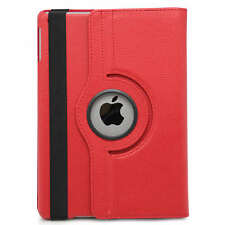 FUNDA + PROTECTOR PARA TABLET IPAD MINI 2 GIRATORIA 360º COLOR ROJO