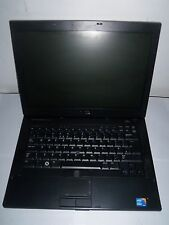 "DELL LATITUDE E6410 PP27LA 14.1"" Laptop i5-m520 2.4Ghz NO RAM / CADDY 120GB WIFI"