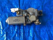 Toyota Landcruiser rear wiper motor  85080-60170   100 series wagon 12V.    3422