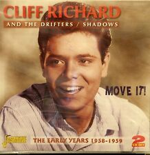 CLIFF RICHARD AND THE DRIFTERS / SHADOWS - 2CD Set