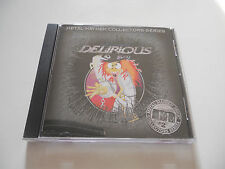 The original Delirious Rare cd 2007 Metal Mayhem Records USA
