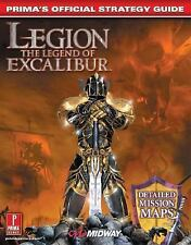Legion: Legend of Excalibur (Prima's Official Strategy Guide) Bell, Joe Grant P