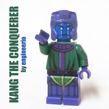 LEGO Custom - KANG THE CONQUERER - Marvel Superheroes thanos ironman thor