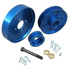 Summit Racing Underdrive Aluminum Pulley Kit 329703-W