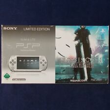 PSP - Playstatio​n Portable ► Crisis Core - Final Fantasy VII Limited Edition ◄