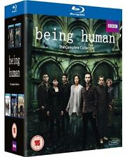 The Complete Being Human BBC TV Series BluRay BoxSet Collection Season 1 2 3 4 5