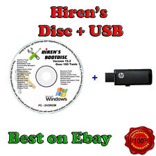 Complete Computer Repair & Recovery Bootable USB 4GB & DVD Windows 8 PC Tools