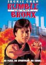 RUMBLE IN THE BRONX Movie POSTER 27x40 B Jackie Chan Anita Mui Francoise Yip