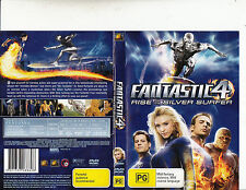Fantastic 4:Rise of The Silver Surfer-2007-Ioan Gruffudd-Movie-DVD