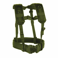 Blackhawk Olive Drab Load Bearing Suspender Yoke, NEW (Belt not Included)