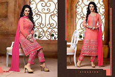 Indian Stylish Designer Free Size Cotton Pink Casual Office Wear for Women
