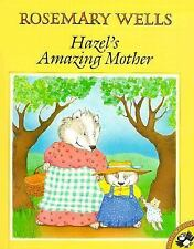 Hazel's Amazing Mother (Picture Puffin Books) by Wells, Rosemary