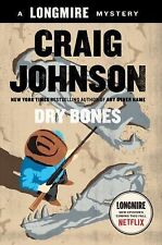 Craig Johnson - Dry Bones (2015) - New - Trade Cloth (Hardcover)