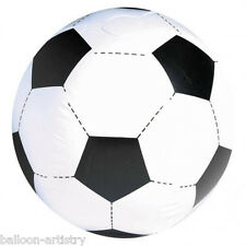 50cm Inflatable Football Soccer Ball Beach Sports Party Prop