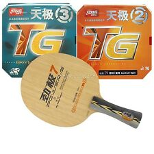 Pro Combo Racket DHS POWER.G7 PG7 PG.7 with NEO Skyline-TG3 and NEO Skyline-TG2