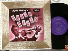 "CLYDE McCOY // Sugar Blues / ORIGINAL 1960 US 10"" EP"