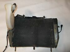2006 2007 Yamaha R6 Radiator with Overflow and Fans