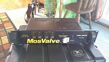 MosValve Tube Works MV-962 BK Butler Solid State Guitar Amp Rack Power Amplifier