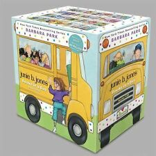 JUNIE B. JONES BOOKS IN A BUS - BARBARA PARK (PAPERBACK) NEW