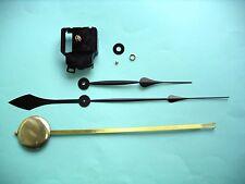 Pendolo Orologio Movimento Kit Con Grandi 12 pollici mani e Rod e Bob