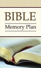 Bible Memory Plan : 52 Verses You Should -- And Can -- Know (2011, Paperback)