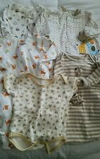 Lot of 5 Infant Boys 0 to 6 Months Clothing Items FREE SHIPPING