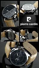 Carino & Sportivo PIERRE CARDIN Orologio uomo lusso allo stato puro con box & documenti