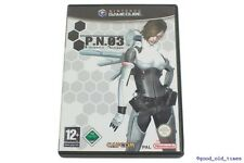 ## P.N. 03 - Product Number 03 (Deutsch) Nintendo GameCube / GC Spiel - TOP ##