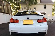 BMW F30/F80 M3 High Kick Performance Style Carbon Fiber Trunk Spoiler