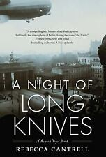 A Night of Long Knives (Hannah Vogel)-ExLibrary