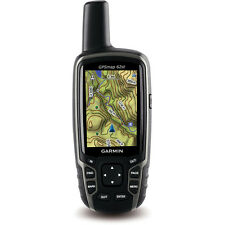 GARMIN GPSMAP 62st GPS Receiver Navigaror 62s with US Topo maps 010-00868-02