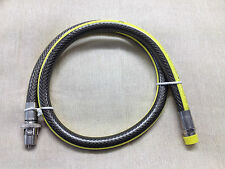 "UNIVERSAL 1/2 "" BAYONET COOKER HOSE  1.25M / 4FT  SUITABLE FOR LPG"